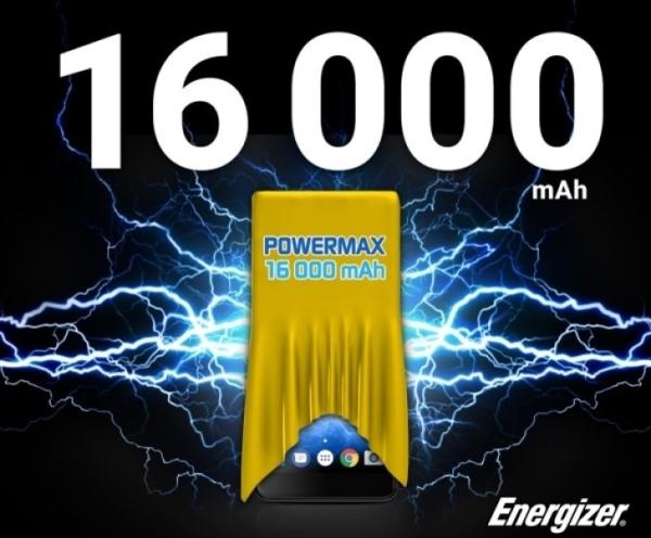 劲量电池跨界造手机 内置16000mAh巨无霸电池