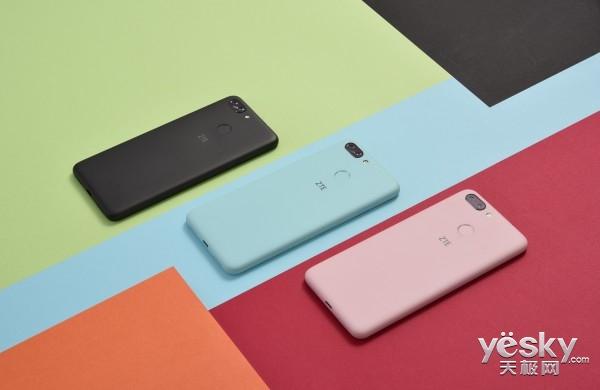 中兴正式推出全面屏手机Blade V9/Vita 主打暗光双摄