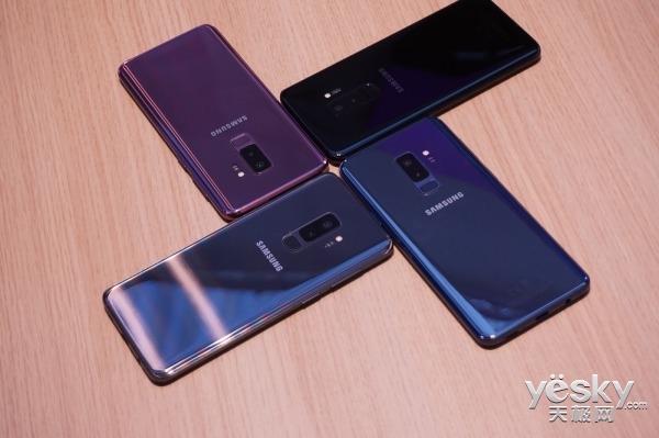 一张图看懂三星Galaxy S9与S8系列的区别