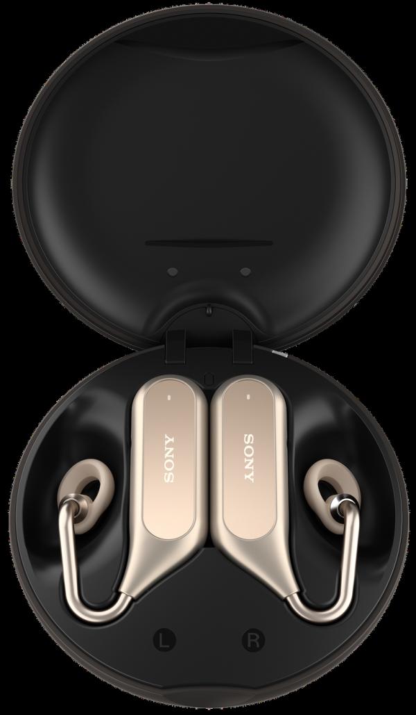 索尼发布无线耳机Xperia Ear Duo 支持双重聆听