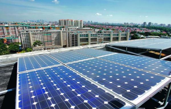 微软与Sunseap合作 新加坡数据中心将改用太阳能