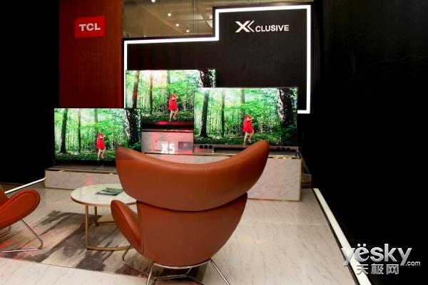 图说TCL 2018春季新品发布会  X5、C6、P5隆重发布!