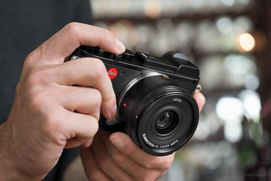 说明: Leica-CL-mirrorless-digital-camera-7