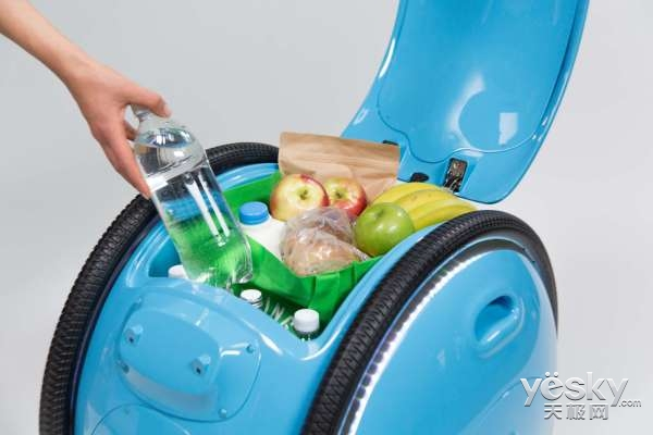 小身材大空间,这个Gita机器人好酷,买买买之后还能'空手'回家