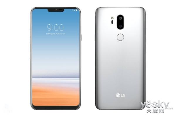 LG G7迟到莫非就是因为这? 这长相不愧来自韩国