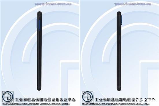 华为P20 Lite证件照曝光 背部指纹是它与iPhone X唯一的区别