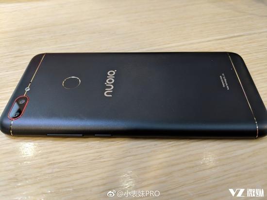 努比亚N3曝光:5000mAh大电池超长续航 仅售1799元