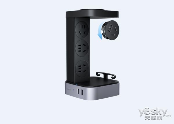 智能插座新体验,公牛智立方USB插座(WIFI版)新品上市