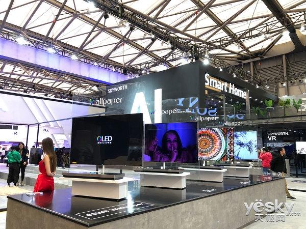 AWE见证彩电竞争格局,创维奠定OLED电视第一品牌