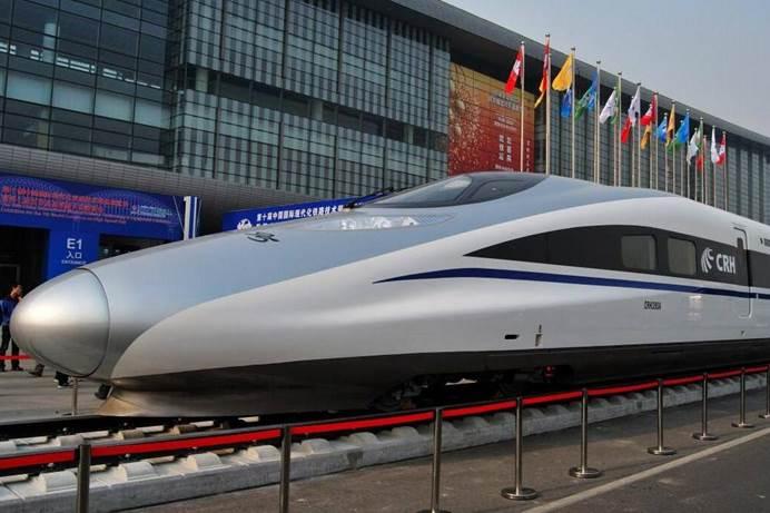 我们引以为豪的中国高铁,这五张图让你彻底了解!