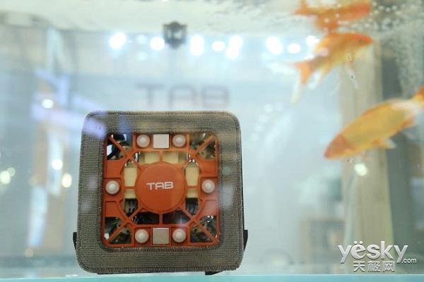 塔波尔AWE首秀完美收官 开启机器人服务新生态