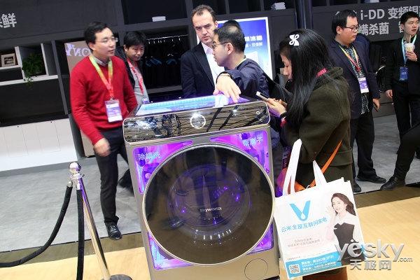 海内外增长迅猛 专访创维洗衣机总经理周国贤