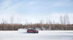 贾跃亭今早发博,FF 91高寒测试 网友:等你的车!