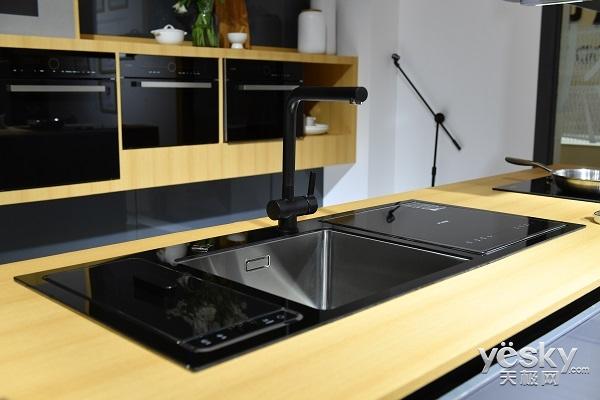 中国水槽洗碗机原创发明者:一直被模仿 却从未被超越