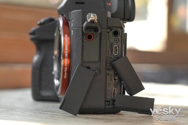 全画幅新基准 索尼全画幅微单A7M3评测