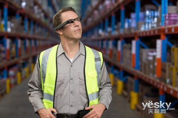 未来感十足!东芝Win10智能眼镜发布,还拥有PC级硬件配置