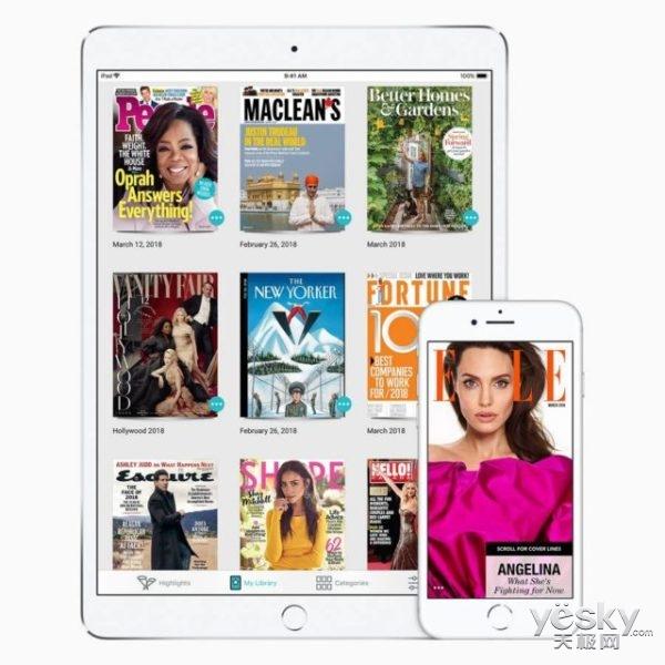 又有什么大动作?苹果宣布收购数字杂志订阅服务Texture