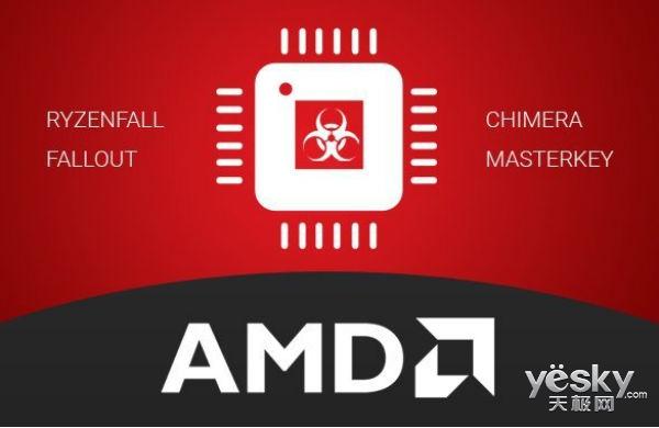 AMD处理器漏洞追踪 CTS做法不循常规 疑云重重