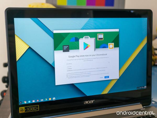 这些Chromebook可运行Android应用 未来还会有更多