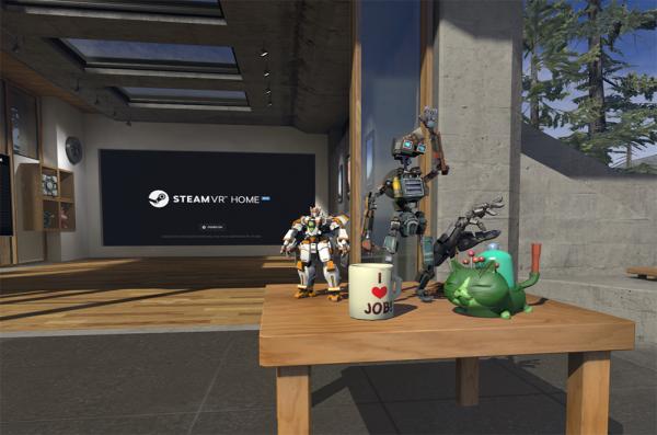 VR本周说:谷歌开放地图数据 Steam更新支持头显分辨率自动调整