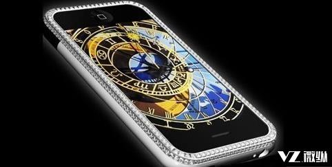 这些价值上亿的手机各个丑出翔 他们的主人究竟是什么来头?