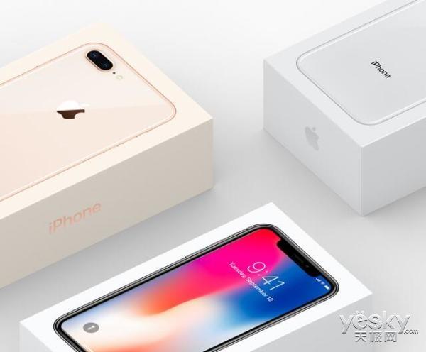 多亏了iPhone 8/X,2017年Q4富士康成为了全球最大智能手机制造商