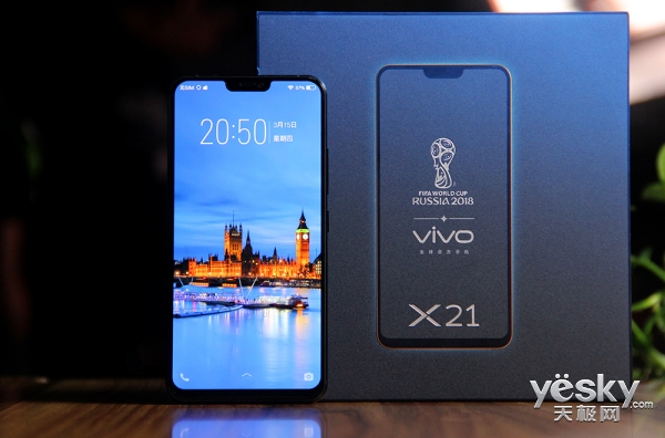 视觉/拍照/解锁/性能全方位提升 vivo X21屏幕指纹手机综合评