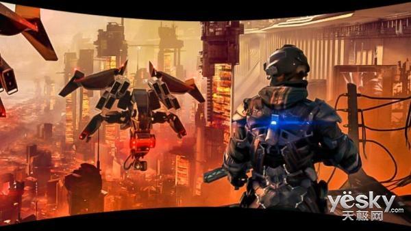 一台电竞显示器,对用户在游戏体验上有哪些提升?