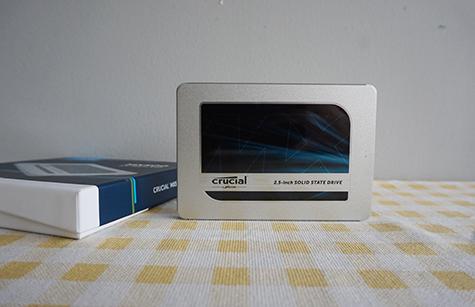 高速体验 英睿达MX500 1TB SSD评测