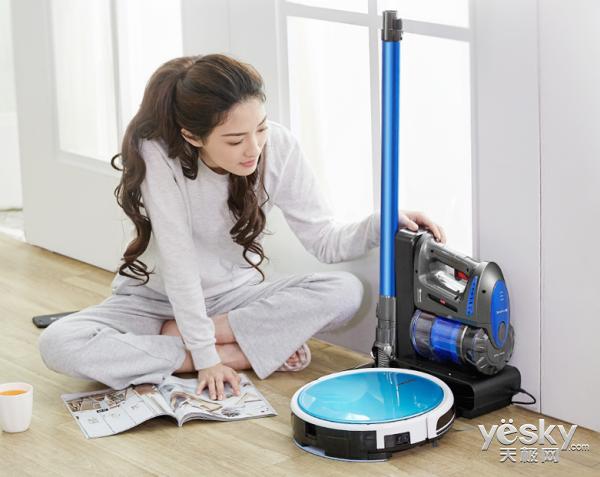 浦桑尼克vSLAM 911SE清洁套装打造洁净新方式!