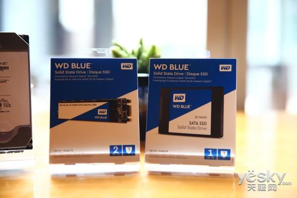 西部数据众多新品亮相,400GB至尊极速存储卡亮眼