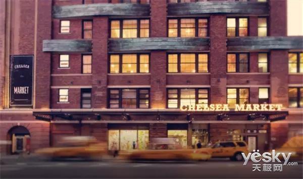 大手笔:谷歌证实已耗资24亿美元买下纽约切尔西市场大楼