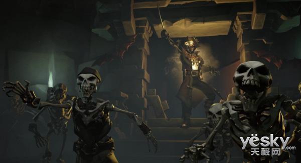 《盗贼之海》玩家数量突破100万! 快与好友一起下海吧