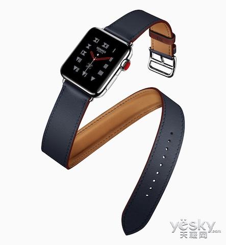 春意盎然:苹果Apple Watch表带焕新 49美元起售