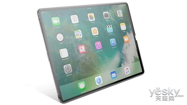 新款iPad也将去掉小圆点 最后一个乔布斯时代的象征