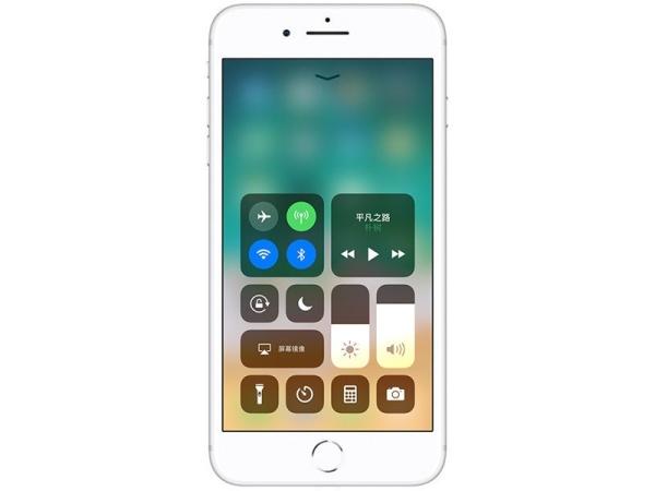 苹果ios11手机手电筒亮度如何调节?方法非常的简单!