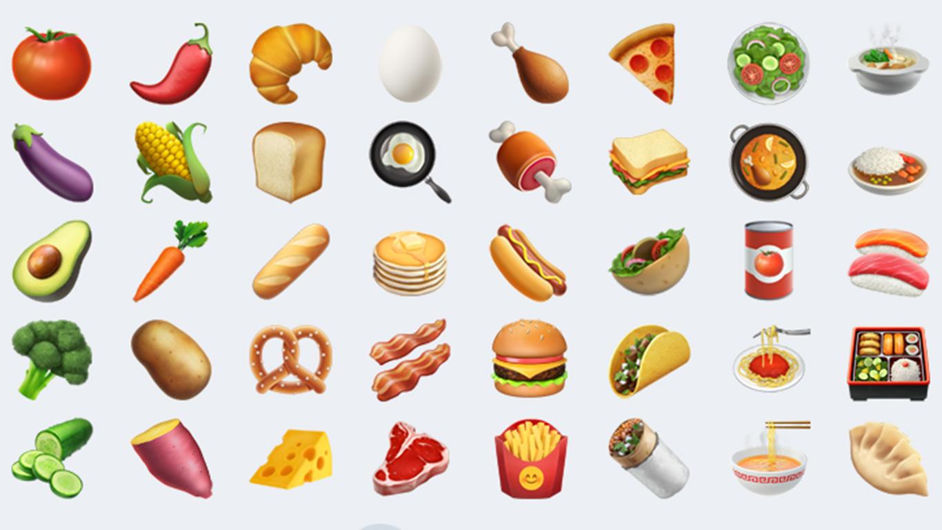 苹果继续丰富emoji表情符号 计划增加13种来代表残障人士图片