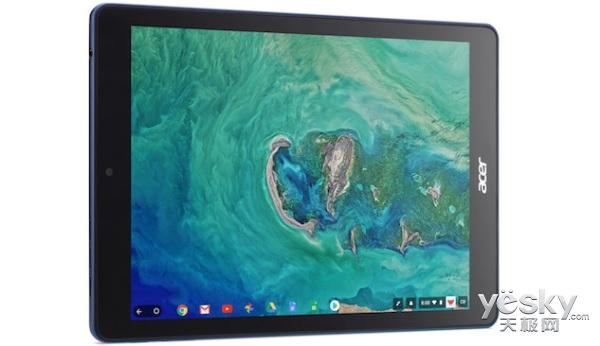 宏�推出旗下首款Chrome OS平板:4月上市 329美元