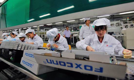 """苹果侧目!富士康摆脱""""代工商""""标签,宣布8.66亿美元收购贝尔金"""