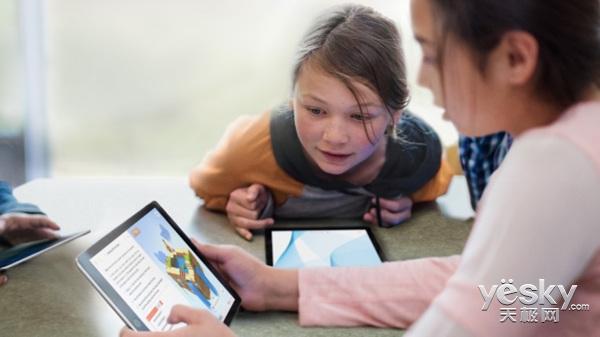 苹果新款iPad正式发布 发力教育市场靠的不只是挖脑洞