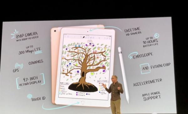 用户最想更新的iOS 11.3来了 但却只针对iPad