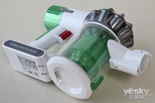 17000Pa飓风吸力!浦桑尼克P9无线手持吸尘器评测