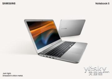三星全新的Notebook 3/5系列笔记本发布,八代酷睿、MX 150显卡