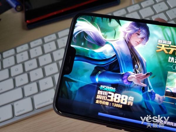 全面支持高帧率:OPPO R15让游戏更加流畅