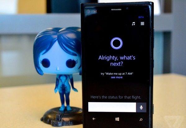 外媒:苹果应放弃Siri 改用微软Cortana