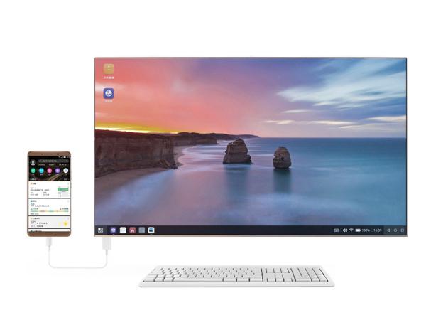 华为Mate10的电脑模式如何使用?方法简单粗暴手机秒变PC!