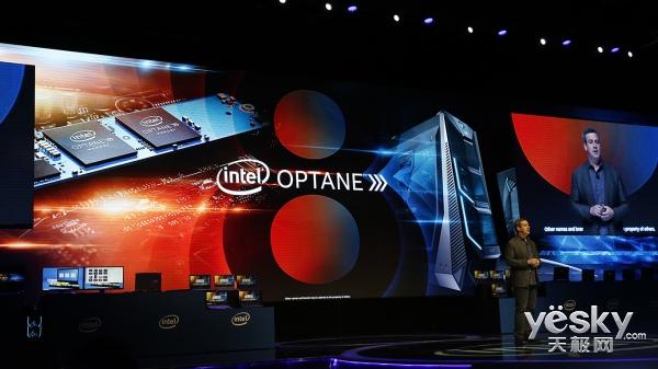 第八代酷睿i9空降移动平台 但英特尔带来的惊喜不只是处理器
