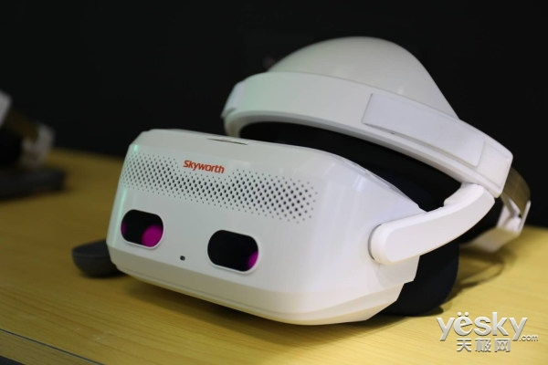 创维VR一体机获CITE创新奖 应用是首要方向