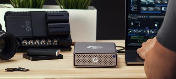 西数宣布三款雷电3接口SSD移动硬盘 2800MB/s起步