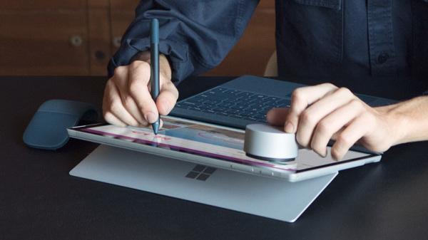 微软正在考虑为Surface Pen加入通知灯功能